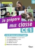 Marc Loison - Je prépare ma classe CE1 Cycle 2.