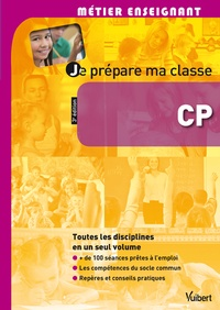 Deedr.fr Je prépare ma classe CP Image