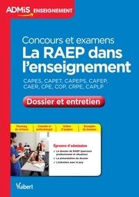 Marc Loison - La RAEP dans l'enseignement - Dossier et entretien.