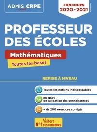 Marc Loison et Jean-Robert Delplace - Mathématiques concours professeur des écoles - Toutes les bases.