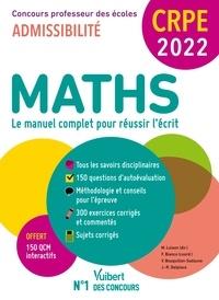 Marc Loison et Franky Bianco - Maths Concours professeur des écoles Admissibilité - Le manuel complet pour réussir l'écrit.