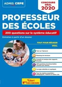 Marc Loison - Professeur des écoles - 200 questions sur le système éducatif.