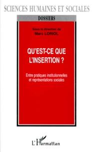 Marc Loriol et  Collectif - .