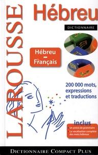 Marc-M Cohn - Dictionnaire Hébreu-Français.