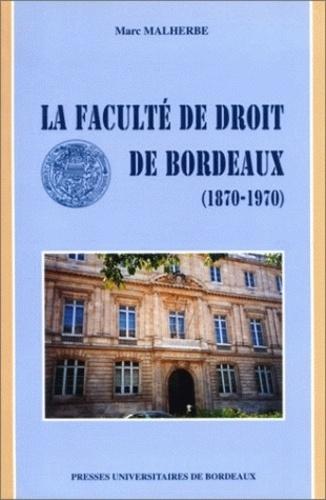 Faculté De Droit De Bordeaux