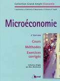 Marc Montoussé et A Bertrand - Microéconomie.