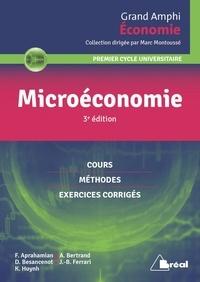 Marc Montoussé et Frédéric Aprahamian - Microéconomie - Premier cycle universitaire.