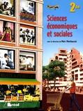 Marc Montoussé - Sciences économiques et sociales 2e.