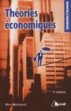 Marc Montoussé - Théories économiques.