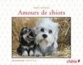 Marc Moreau - Amours de chiots - Calendrier perpétuel.