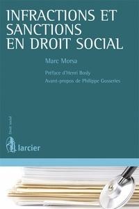 Marc Morsa - Infractions et sanctions en droit social.