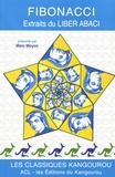 Marc Moyon - Fibonacci - Extraits du Livre du calcul (Liber abaci).