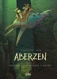 Marc N'Guessan - Aberzen Tome 4 : Un temps par-dessus l'autre.