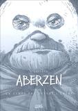 Marc N'Guessan - Aberzen Tome 4 : Un temps par-dessus l'autre - Edition Noir et Blanc.
