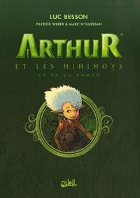 Marc N'Guessan et Luc Besson - Arthur et les Minimoys  : Coffret en 2 volumes : Tomes 1 et 2.