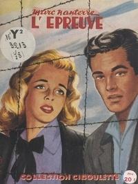 Marc Nanterre - L'épreuve.