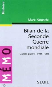 Marc Nouschi - .
