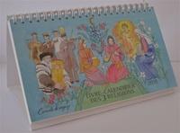 Marc Ouahnon - Livre-calendrier des 3 religions - Carnets de voyages.