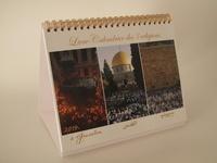 Marc Ouahnon - Livre-Calendrier des 3 religions - A Jérusalem.