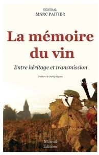 La mémoire du vin - Entre héritage et transmission.pdf