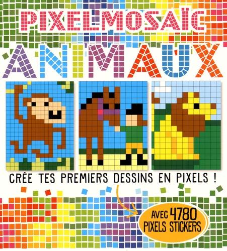 Animaux Crée Tes Premiers Dessins En Pixels