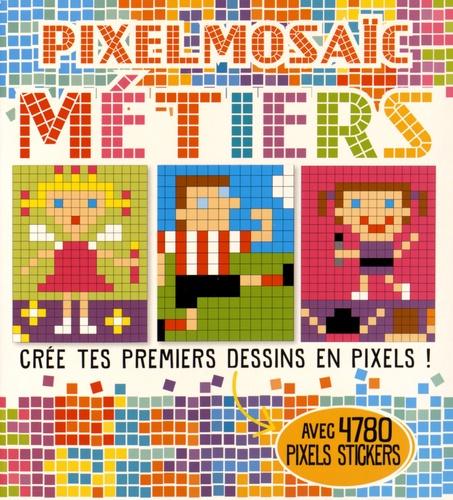 Métiers Crée Tes Premiers Dessins En Pixels