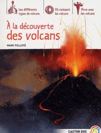 Marc Pelloté - A la découverte des volcans.