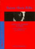Marc Petit et Rainer Maria Rilke - Lettres à une compagne de voyage.