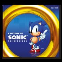 Marc Pétronille et William Audureau - L'histoire de Sonic.