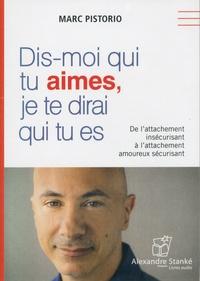 Marc Pistorio - Dis-moi qui tu aime, je te dirai qui tu es. 1 CD audio MP3