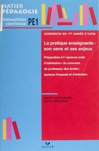 Marc Prouchet et Bruno Barthelmé - .