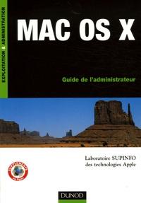 Histoiresdenlire.be Mac OS X - Guide de l'administrateur Image