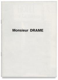 Marc Quer - Monsieur Drame.