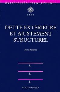 Marc Raffinot - Dette extérieure et ajustement structurel.