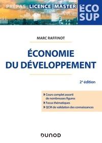 Marc Raffinot - Economie du développement - 2e éd..
