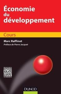 Marc Raffinot - Economie du développement.