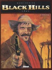 Marc Renier - Black Hills N° 4 : One eye.