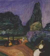 "Marc Restellini et Jacqueline Munck - Edvard Munch ou l'""Anti-Cri""."