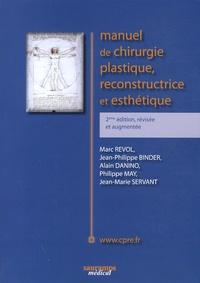 Manuel de chirurgie plastique, reconstructrice et esthétique.pdf