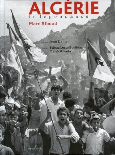 Marc Riboud et Malek Alloula - Algérie indépendance.