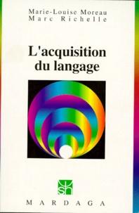 Galabria.be L'acquisition du langage Image