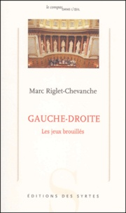 Marc Riglet-Chevanche - .