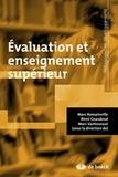 Marc Romainville et Rémi Goasdoué - Évaluation et enseignement supérieur.