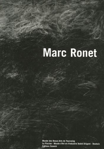 Marc Ronet et Yannick Courbès - Marc Ronet.