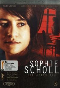 Marc Rothemund - Sophie Scholl - Die letzten tage, DVD.