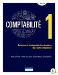 Marc Sakaitis et Pierre Veillette - Comptabilité - Analyse et traitement des données du cycle comptable Volume 1.