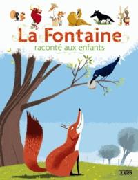 Marc Séassau - La Fontaine raconté aux enfants.