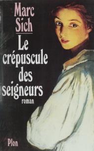 Marc Sich et  Marc - Le crépuscule des seigneurs.