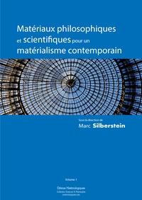 Histoiresdenlire.be Matériaux philosophiques et scientifiques pour un matérialisme contemporain - Volume 1 Image