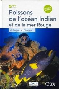 Marc Taquet et Alain Diringer - Poissons de l'océan Indien et de la mer Rouge.